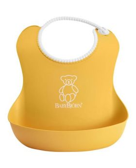 Bjorn Baby Bib - Yellow