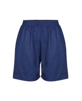Poly Cotton Shorts