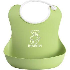 Bjorn Baby Bib - Green