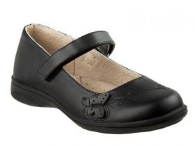 Laura Ashley Girls School Shoes