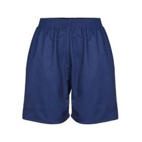 Brillar Poly Cotton Shorts